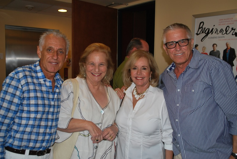 ArtesMiami sponsored the screening of Camilo Vila's film The City of Gardens on June 11, 2011
